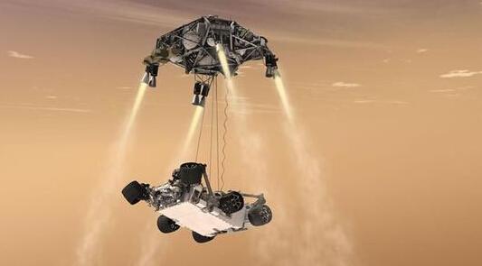 中国火星计划曝光