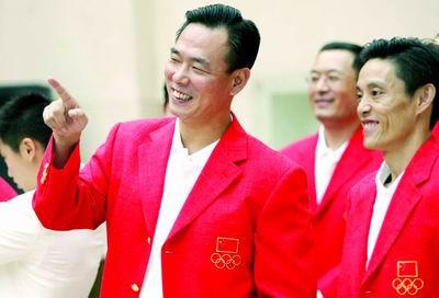 蔡振华接任中国男乒主教练
