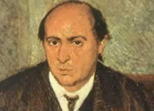 作曲家勋伯格去世