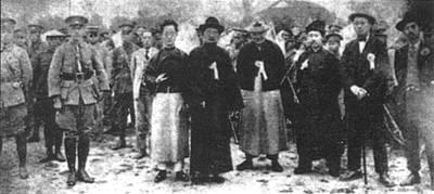 中国共产党宣布退出中华民国国民政府