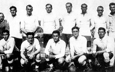 首届世界杯足球赛开幕