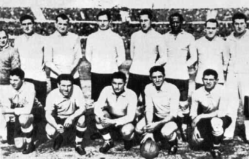 第一届世界杯(乌拉圭)开幕
