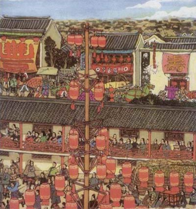 四大徽班进北京,京剧开始形成