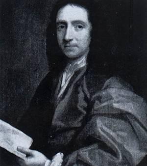 英国天文学家哈雷逝世