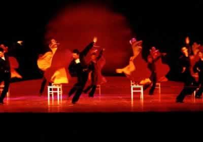 东方歌舞团成立