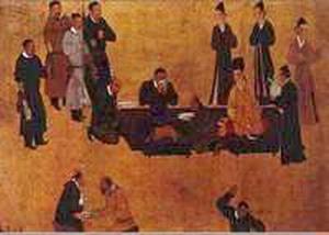 北宋设置榷场与西夏进行贸易