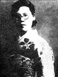 日本作家绿川英子逝世