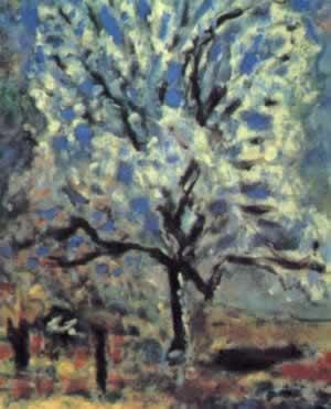 抽象艺术派画家勃纳尔逝世