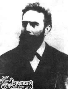 X射线的发现者伦琴逝世(转自:历史上的今天。com)