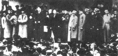 重庆发生校场口惨案(歷史上的今天。中國)