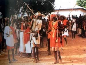 我国与尼日利亚建立外交关系