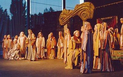 威尔第的著名歌剧《拿布果》于米兰斯卡拉歌剧院首演(歷史上的今天.中國)