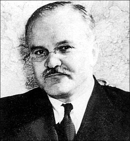 苏联政治活动家莫洛托夫出生