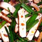 炒芹菜豆腐干