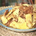 鲜笋炒牛肉