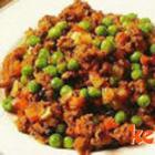 咖喱青豆牛肉
