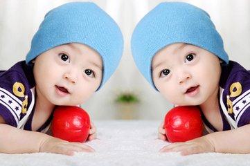 怎么给萌哒哒的双胞胎男宝宝起名字